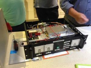 VK4UH 1296 300 watt amplifier